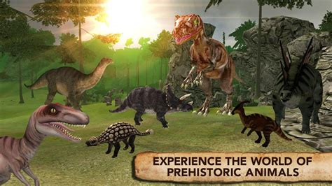 Dinosaur Simulator 2016 for Android - APK Download